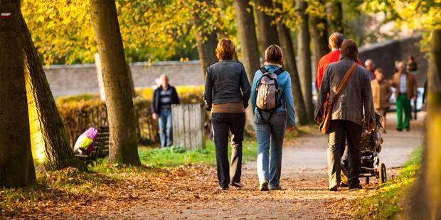 Un mois d'octobre anormalement froid, selon l'IRM - La Libre