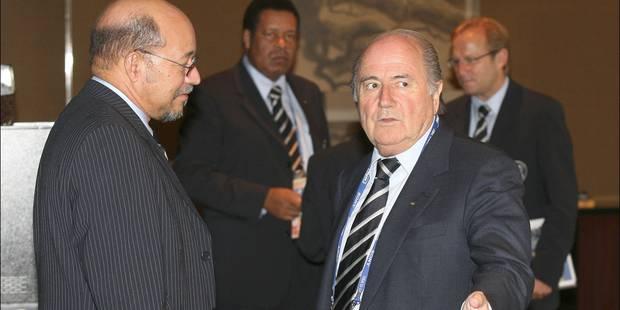 Corruption à la FIFA: un proche de Bin Hammam menacé de suspension à vie - La Libre