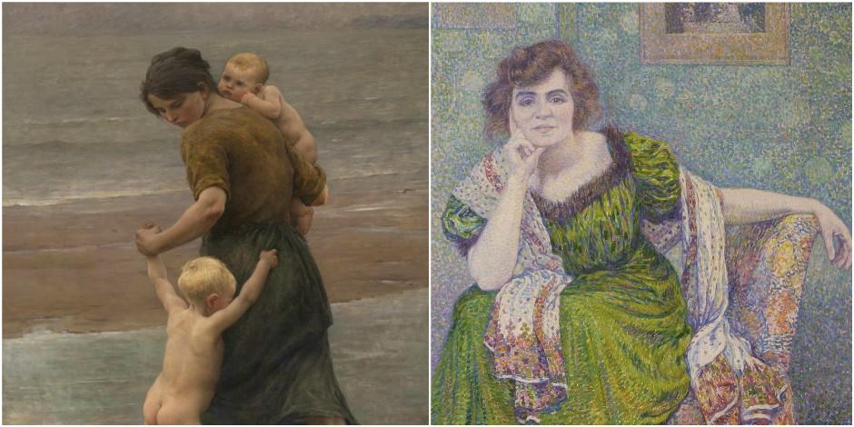 Le grand défi : être femme « et » artiste - La Libre