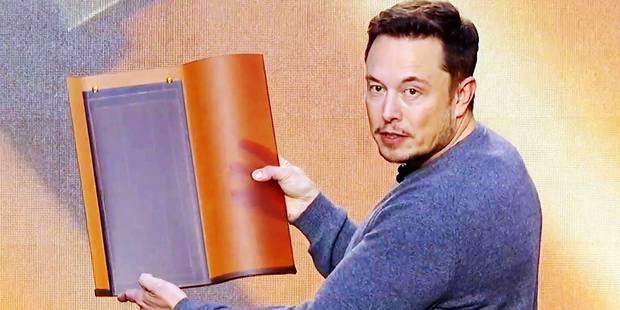 Une belle tuile pour Elon Musk - La Libre