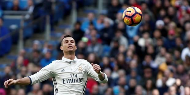 Cristiano Ronaldo prolonge au Real Madrid jusqu'en 2021 - La Libre