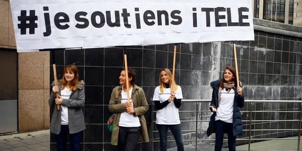 I-Télé: attente de propositions écrites - La Libre