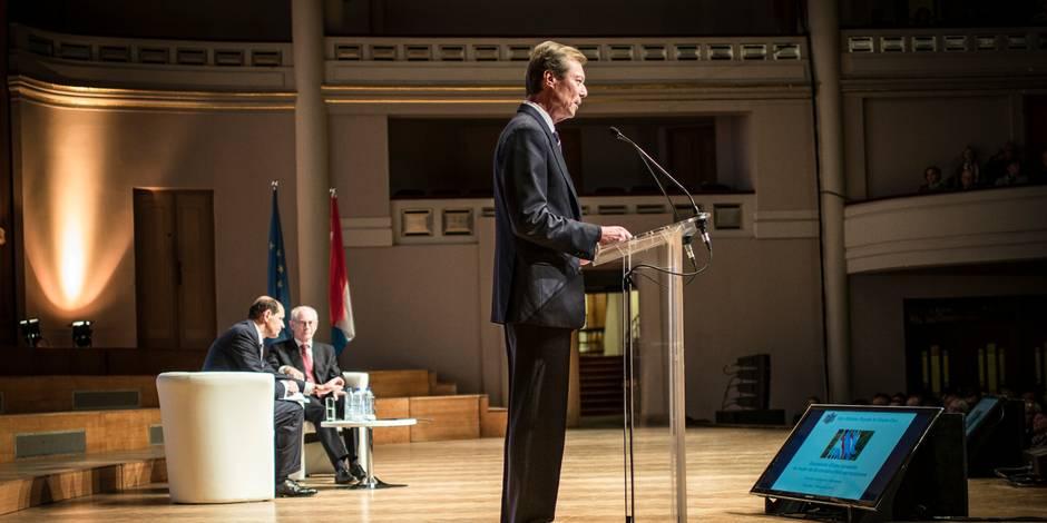 Henri de Luxembourg, l'europhile - La Libre