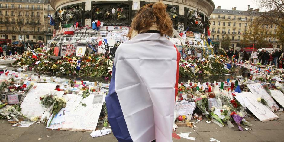 Edito: un an après les attentats de Paris, rien n'a vraiment changé - La Libre
