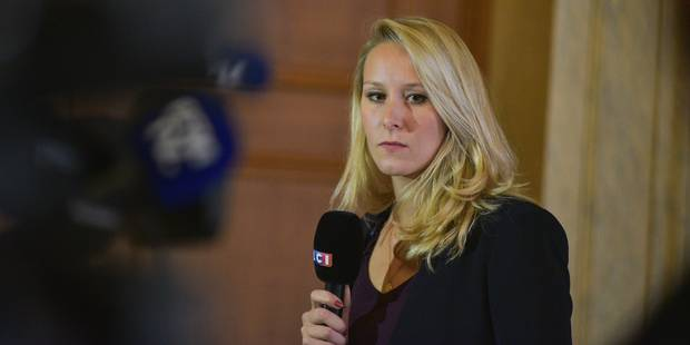 """Marion Maréchal-Le Pen prête à """"travailler"""" avec Bannon, conseiller de Trump - La Libre"""