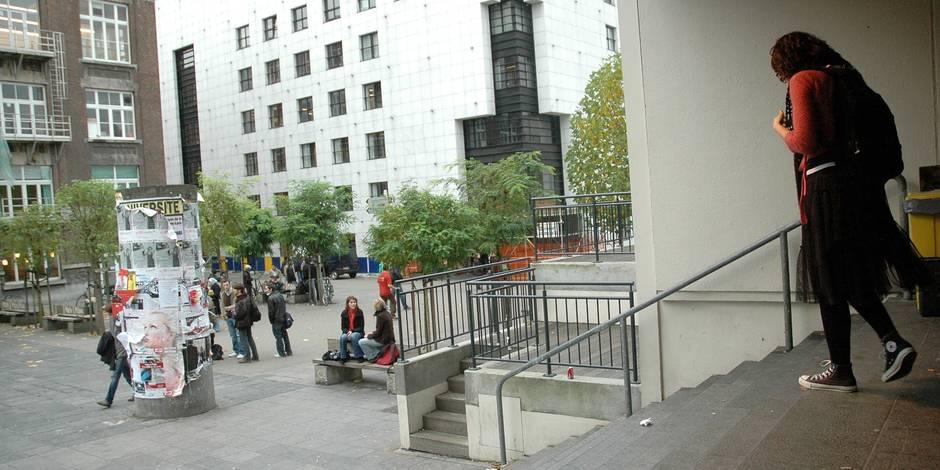 McKinsey à ULB: Stop à la désinformation du Comac, le cercle politique d'extrême gauche