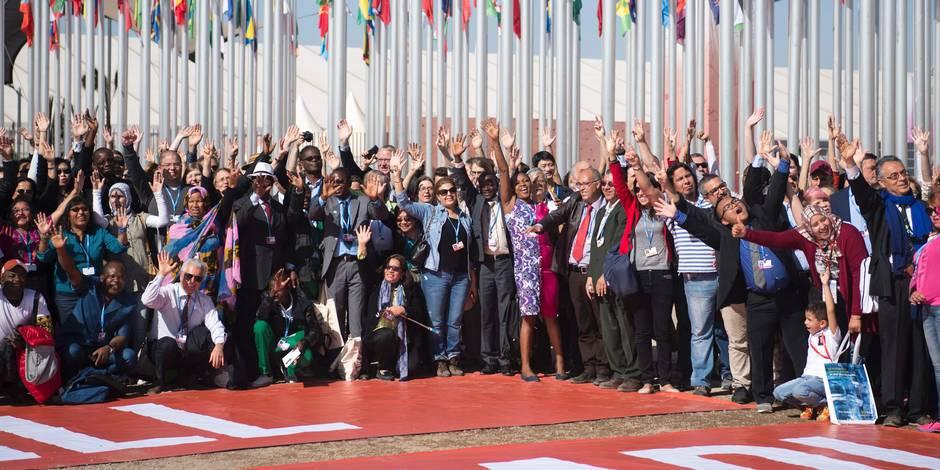 """COP22 : 47 pays s'engagent à atteindre 100% de renouvelable """"le plus rapidement possible"""""""