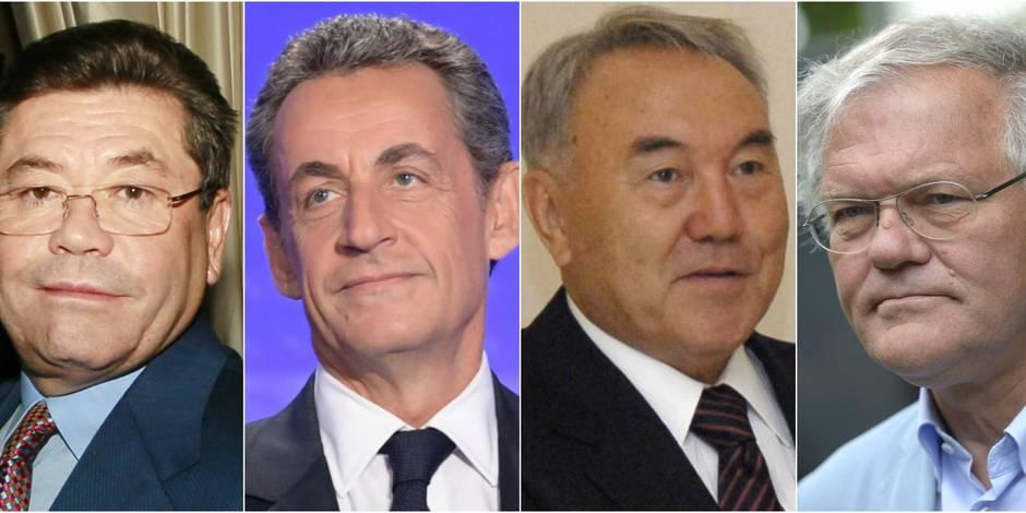 """D'Astana à Bruxelles, en passant par Paris, les acteurs clés du """"Kazakhgate"""" - La Libre"""