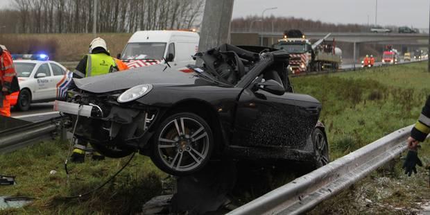 Accidents de la route: 732 morts et plus de 4.200 blessés graves en 2015 en Belgique - La Libre