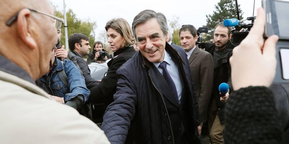 """""""François Fillon a tout pour gagner"""" (INFOGRAPHIE)"""