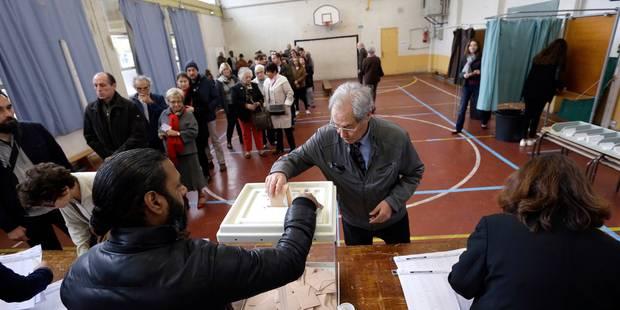 Des hommes, retraités, vivant en province... Voici qui a voté à la primaire en France (CHIFFRES) - La Libre