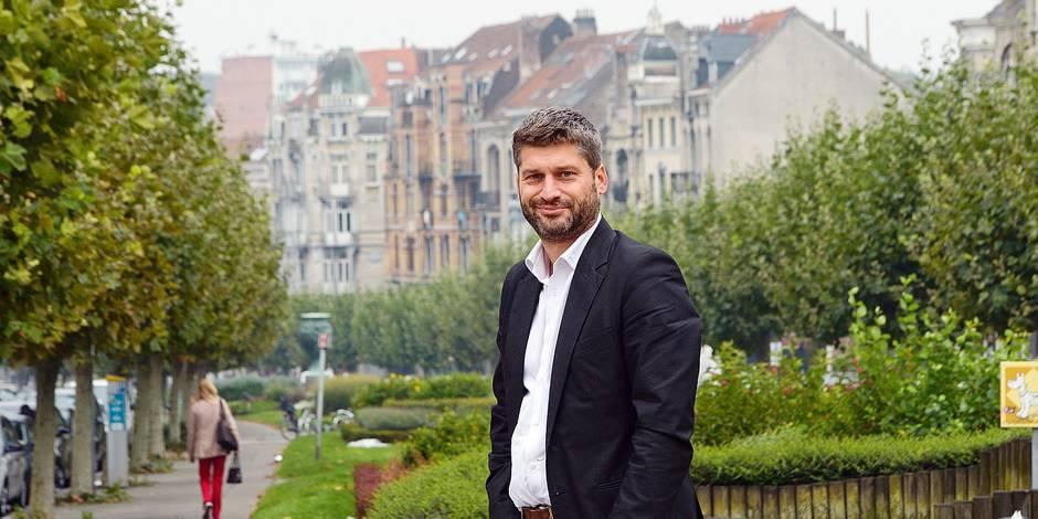 Schaerbeek: une promenade piétonne sur l'avenue Louis Bertrand