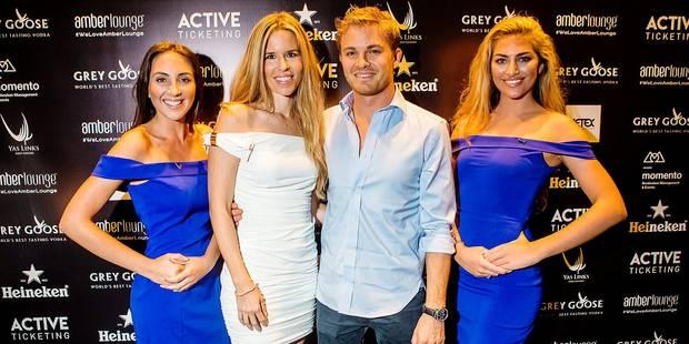Les chiffres du titre de Rosberg - La Libre