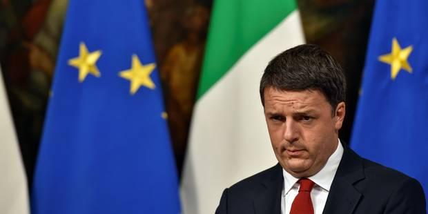 Italie: référendum à risque, en pleine vague populiste, pour Matteo Renzi - La Libre