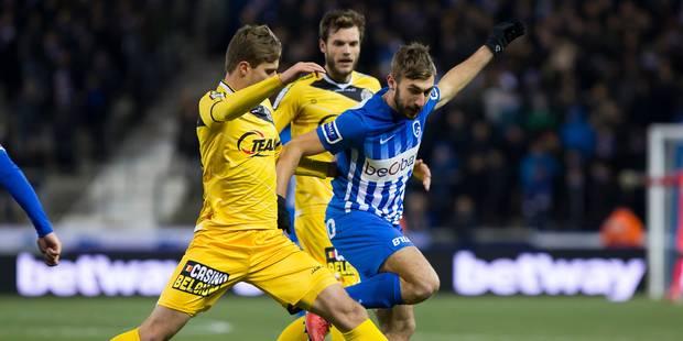Genk surpris à domicile par Lokeren (1-2) - La Libre