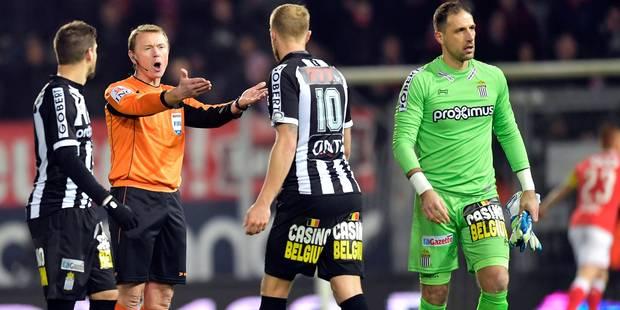Affaire Charleroi-Standard: Le Parquet convoque les deux clubs - La Libre