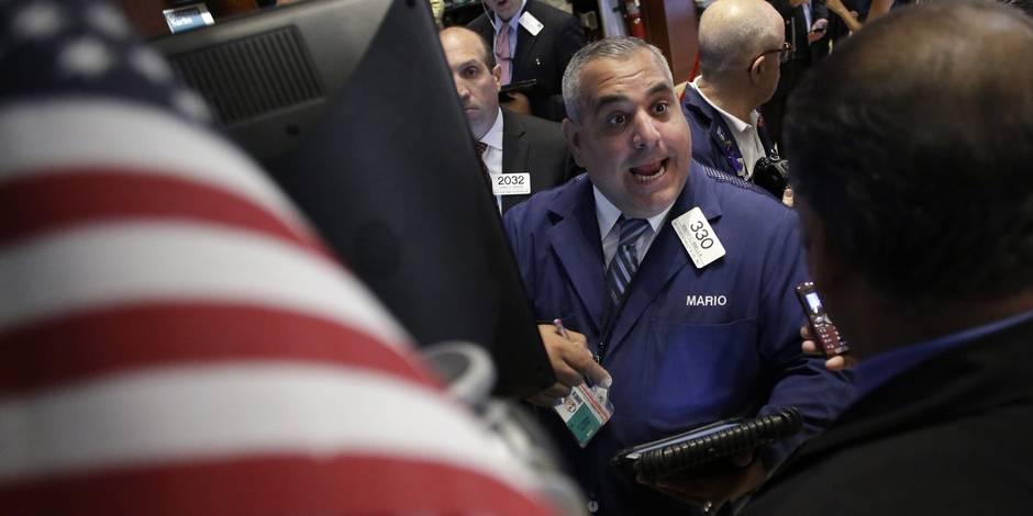 Wall Street gagne encore un peu de terrain, le Dow Jones à un record