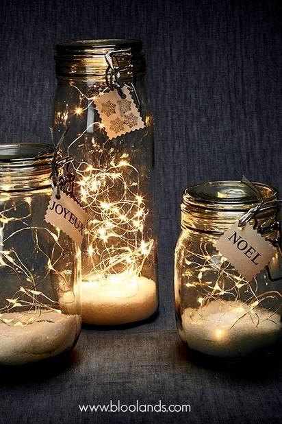 Et plein d'autres idées bougies et luminaires sur  www.bloolands.com/