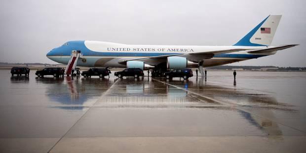 Trump négocie le prix de son nouvel Air Force One... sur Twitter (INFOGRAPHIE) - La Libre