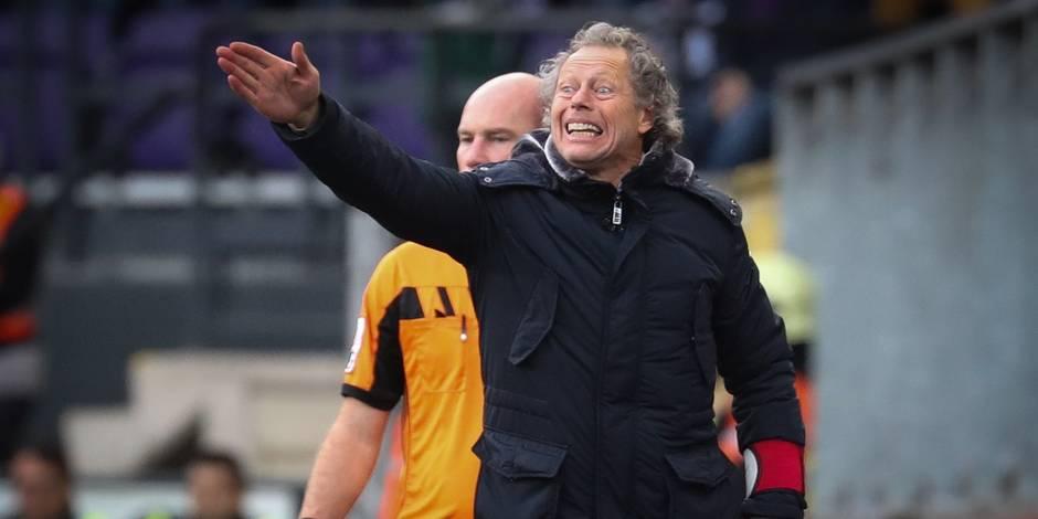 Michel Preud'homme élu meilleur entraîneur belge de l'année 2016