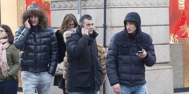 Fellaini aperçu à Milan: un transfert est-il dans l'air? - La Libre