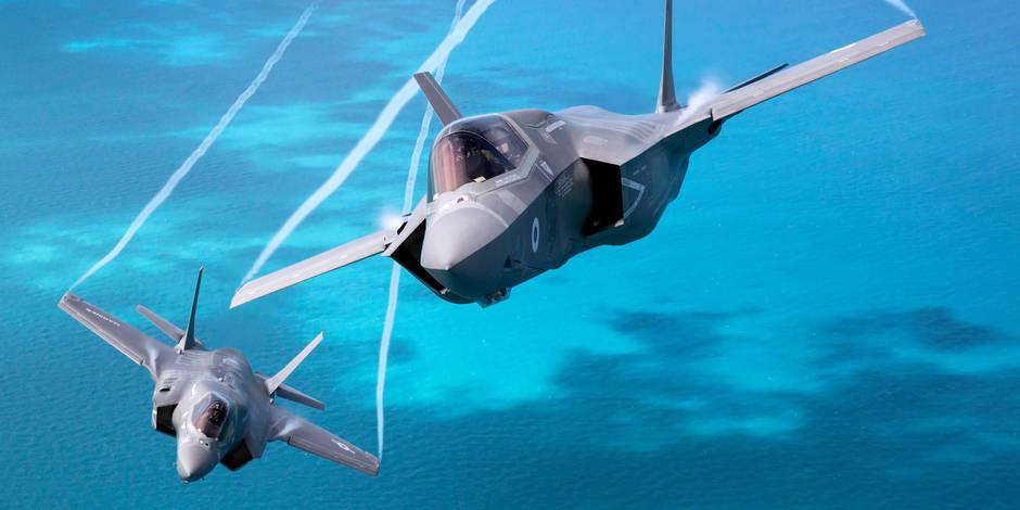 Le remplacement du F-16 sera lié à des retours industriels