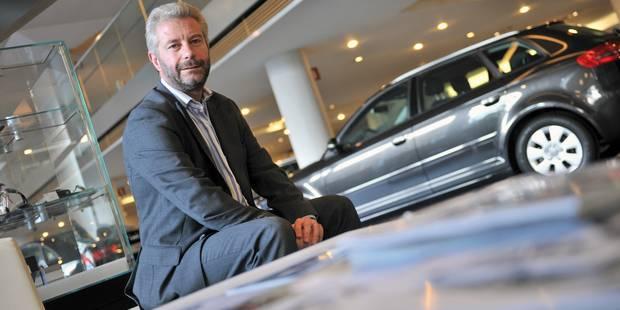 Dieselgate ou pas, la marque VW cartonne en Belgique (ENTRETIEN EXCLUSIF) - La Libre