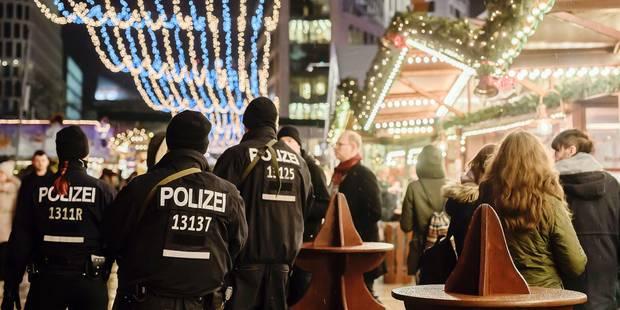 A Berlin, la musique de Noël ne retentira pas, mais la vie doit continuer (AMBIANCE) - La Libre
