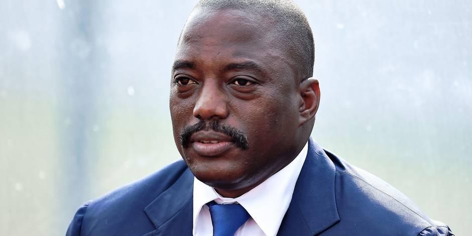RDC: Kabila au pouvoir jusqu'en novembre 2017