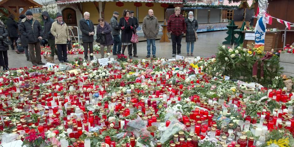 Attentat sur un marché de Noël à Berlin: pétition pour honorer le chauffeur polonais