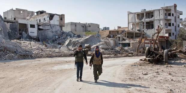 Syrie: Poutine annonce la signature d'un accord de cessez-le-feu entre Damas et l'opposition armée - La Libre