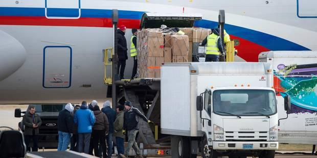 Des diplomates russes expulsés par Obama ont quitté les États-Unis - La Libre