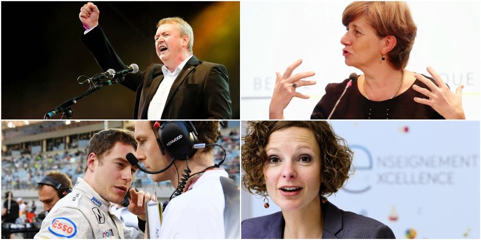Sophie Dutordoir, Robert Vertenueil, Marie-Martine Schyns... Ces 10 Belges qui feront l'actualité en 2017 - La Libre