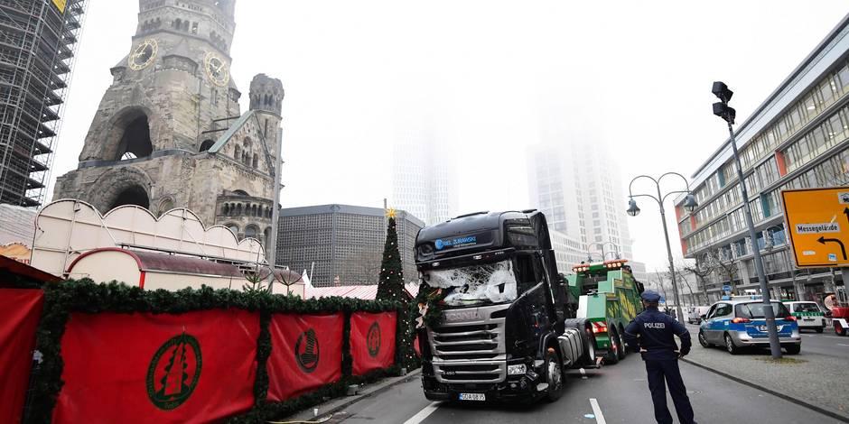 Attentat sur un marché de Noël à Berlin: Anis Amri avait 1.000 euros sur lui