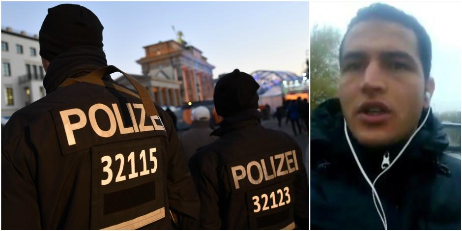 Attentat de Berlin: Des connaissances d'Anis Amri perquisitionnées