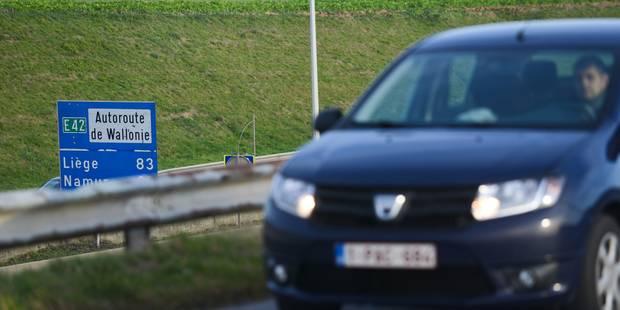 Voici les 10 modèles de voiture les plus immatriculés en Belgique - La Libre