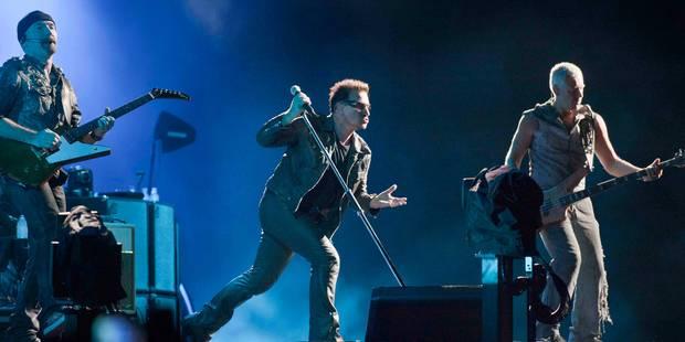 Pourquoi le concert de U2 est-il une aubaine financière pour la ville de Bruxelles? - La Libre