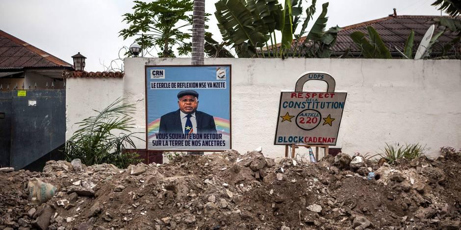 RDC: Les alliés d'Etienne Tshisekedi proposent son fils comme Premier ministre