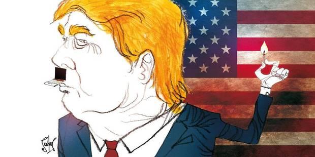 Peut-on comparer Trump à Hitler? - La Libre