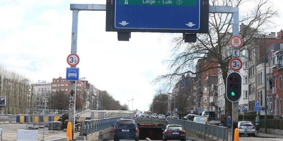 Bruxelles: Quatre tunnels du complexe Reyers bientôt en travaux