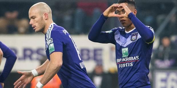 Anderlecht domine Saint-Trond sans forcer (3-1) - La Libre