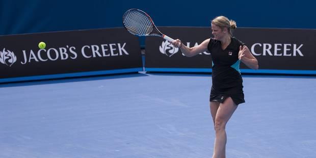"""Kim Clijsters entre mardi dans le Hall of Fame du tennis: """"Je suis très honorée"""" - La Libre"""