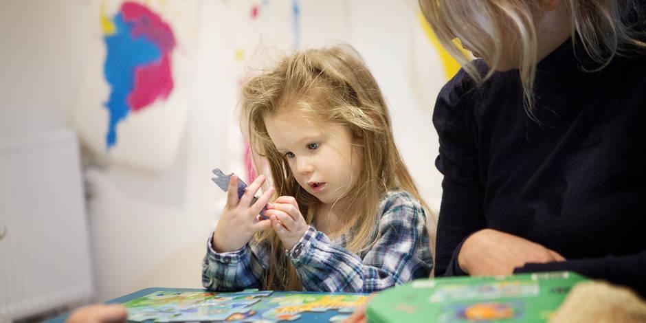 """Dès six ans, les filles sont moins enclines à se considérer """"brillantes"""""""