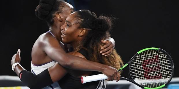 Serena Williams remporte l'Open d'Australie et entre dans l'histoire - La Libre