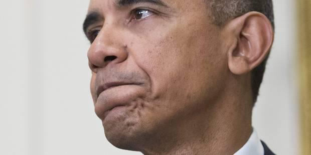 """Obama dénonce toute discrimination fondée sur """"la croyance ou la religion"""" - La Libre"""