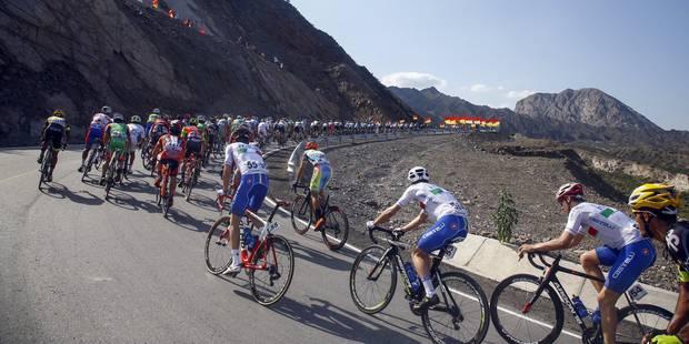 Cyclisme: le dopage mécanique refait surface - La Libre