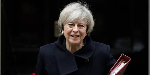 """GB: le gouvernement publie son """"livre blanc"""" sur le Brexit - La Libre"""