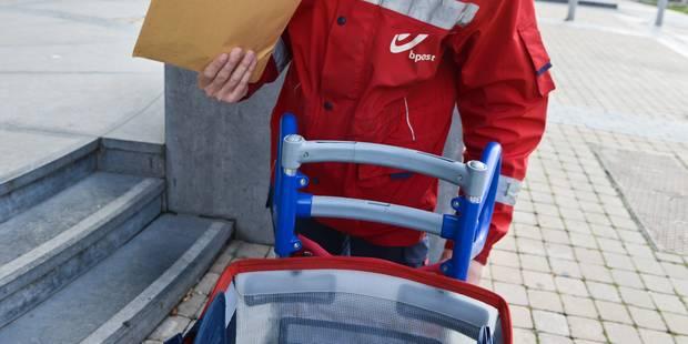 """bpost: Arrêt de travail spontané au centre de tri de Bruxelles, """"un impact important sur la distribution du courrier"""" - ..."""