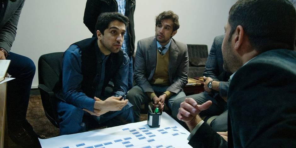 Afghanistan: Massoud Jr veut pacifier son pays - La Libre