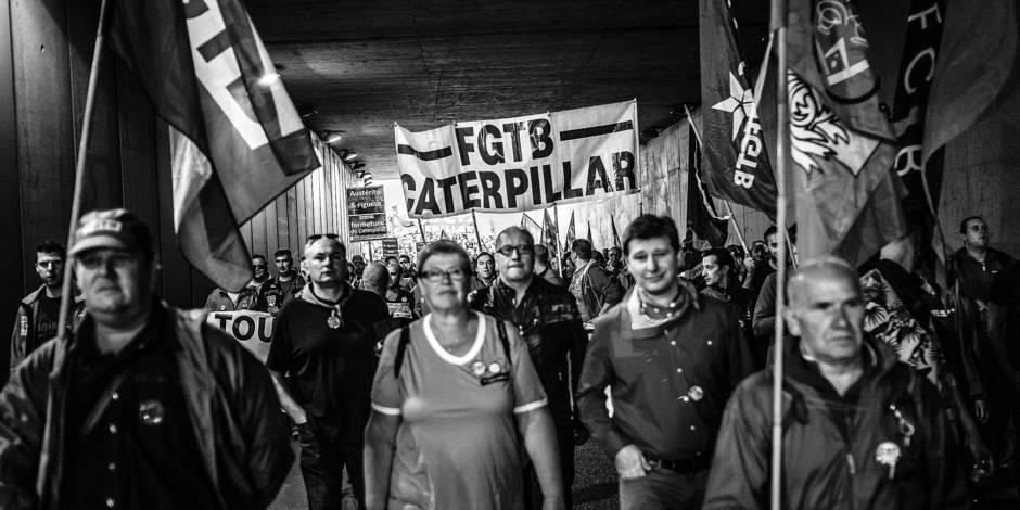 Après Caterpillar, Charleroi veut rebondir avec CatCh - La Libre